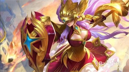 王者荣耀战争女神雅典娜怎样用?