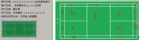 羽毛球比赛规则_羽毛球比赛规则和场地要求有哪些?-