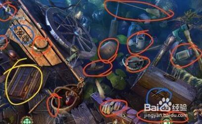绝境逃脱之密室4攻略御光橙游戏攻略莲台图片