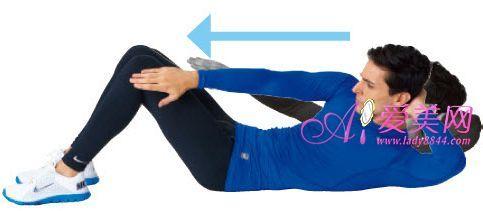 动作减肥恼人方法9组腹部吃药肚子上的最快赘肉减掉减肥什么排毒图片