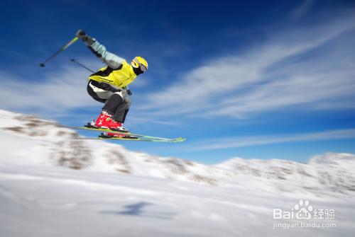 冬季滑雪,溜冰的注意事项有哪些?图片