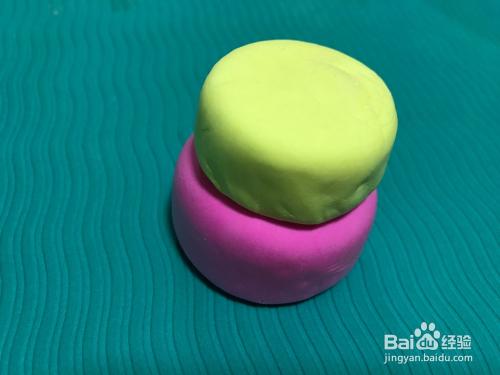 超轻粘土生日蛋糕专家看头手把手教你教程ct视频图片