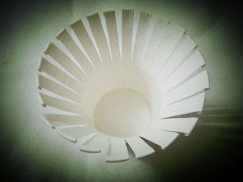 用_【手工diy】教你如何用一次性纸杯制作灯罩