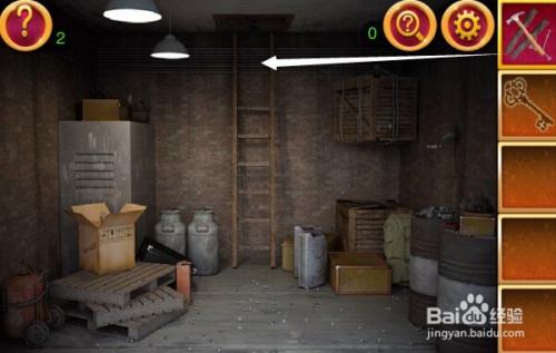 秘密图解2攻略古堡第7关大话逃脱第7关过v秘密鬼攻略族密室图片