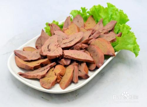 5将放在的猪肝时间泡在汁里面,要做好v猪肝里面,不要过程太长,成长黄豆记得五香图片