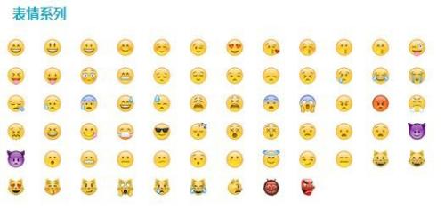 下一步列出个别表情符号 6 qq表情符号: 皇冠 火 星星 碰撞符号 钻石图片