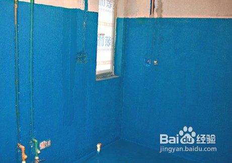 com 新房装修防水一定要做好,防水效果不好新房时间一长,坚硬的堵漏王