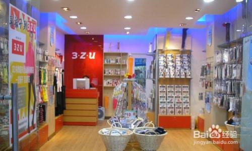 一般袜子店的店面装修风格以温馨大方为主,在确定装修格调以后,货架的