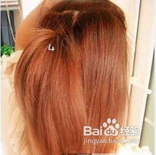夏季清新发型扎法图解图片