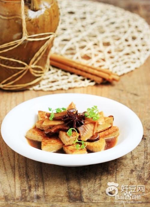 com 宋代林洪撰写的《山家清供》有两只豆腐名菜.图片