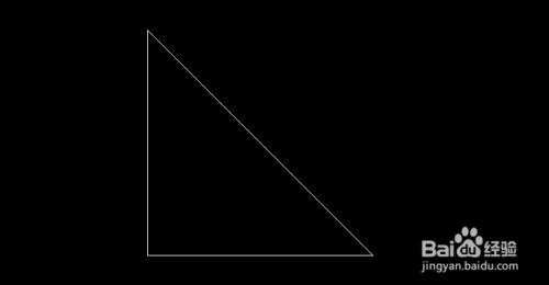 创业指导  2 接着点击直线的图标,再任意一个地方点一下,画出一根直图片