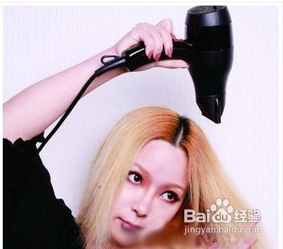 自制女生蘑菇头发型