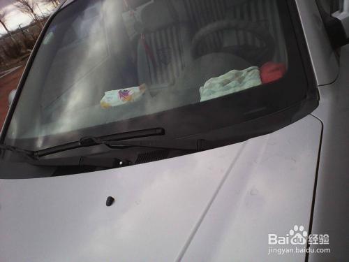 自己怎么更换汽车前挡风玻璃