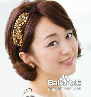 中年女人优雅气质发型大全图片
