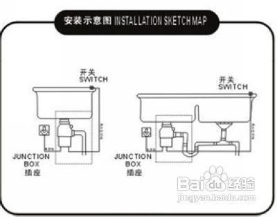 生活/家居 家电 > 使用窍门  5 5,水管连接 查一下食物垃圾处理器内部