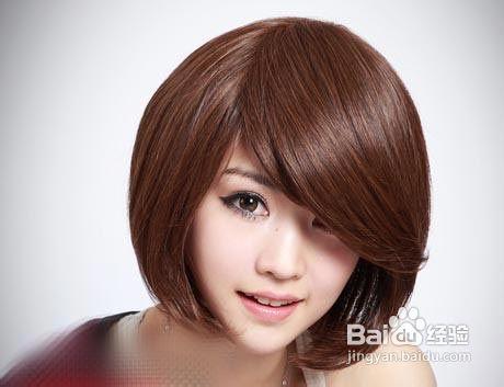矮个子女生适合的发型图片
