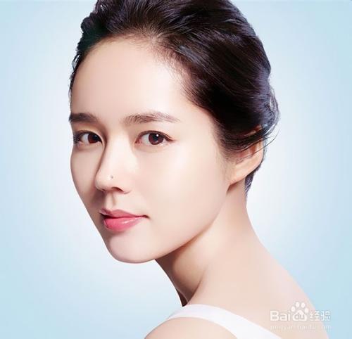韩国人化妆