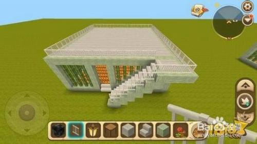 迷你世界如何建造房子图片