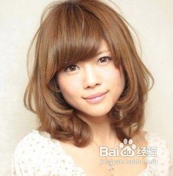 胖女生适合什么发型?梨花头发型图片图片