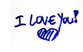 生活/家居 > 生活常识  1 中文:我爱你 英文:i love you (读音:ai la图片