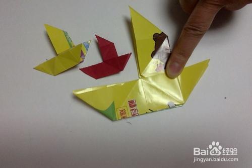 帆船怎么折 手工折纸幼儿园简单手工 儿童脑开发图片