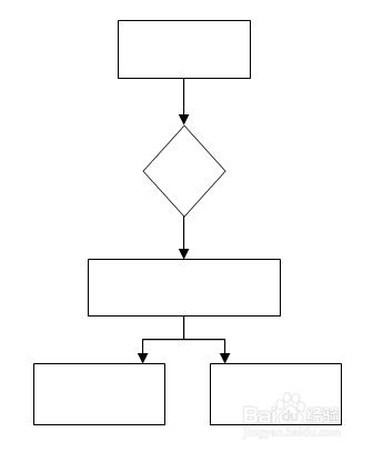 word怎么画流程图?图片