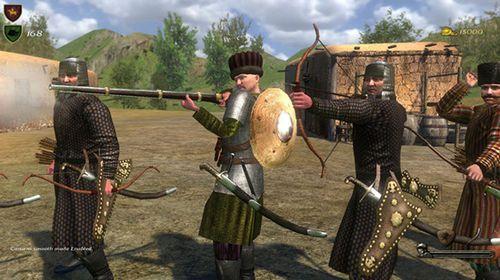 《骑马与砍杀:火与剑》全伤高难度攻略羽毛球素描画图片
