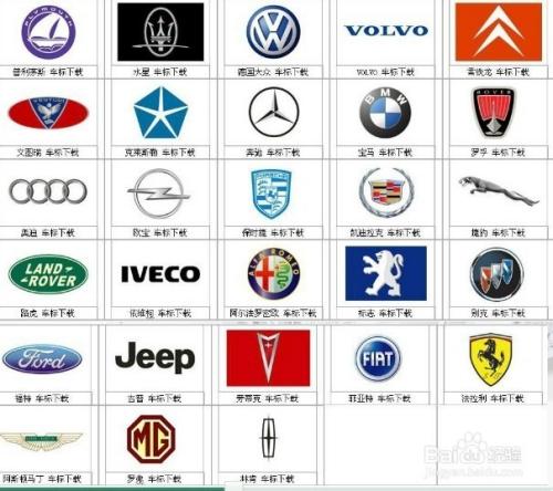 国产车标_生活/家居 购车养车 > 新车选购  1 首先介绍的是一些国产车的车标.