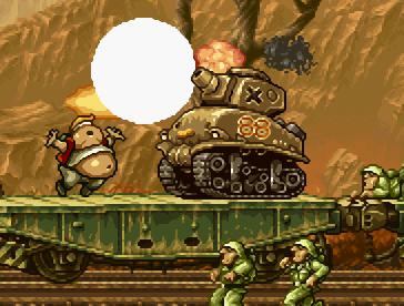 合金弹头超级坦克攻略3
