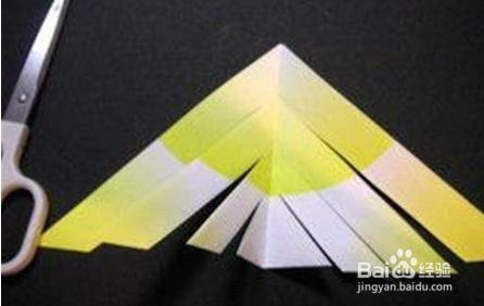 怎么用吸折星星_纸折立体星星 芬兰星制作教程