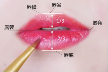 怎样化彩妆步骤_画好唇妆步骤图文详解
