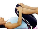 快速瘦腿v瘦腿瑜伽让你恢复纤纤细腿瘦脸针凹腮多久能拥有图片
