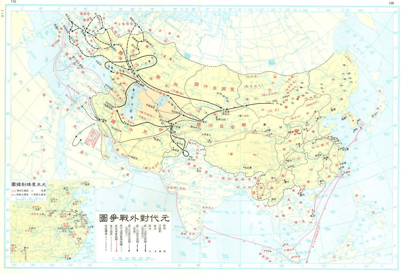 中国历史长河图_1楼 2017-04-08 21:39
