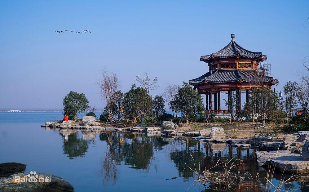 淮北市南湖国家城市湿地公园图片_百度百科