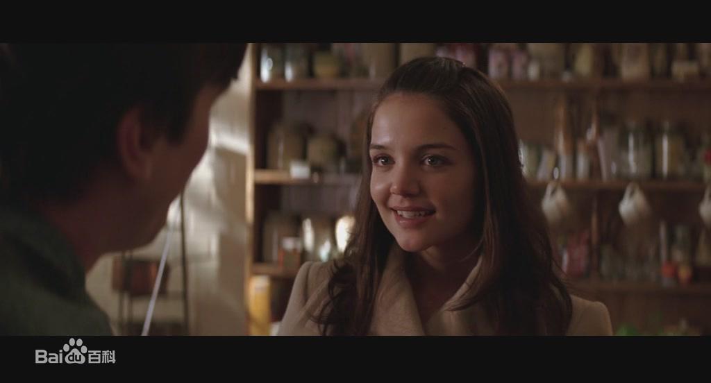 蝙蝠侠:侠影之�... Katie Holmes