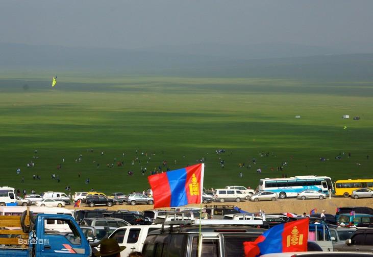蒙古国风光