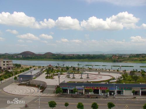 铅山县风景