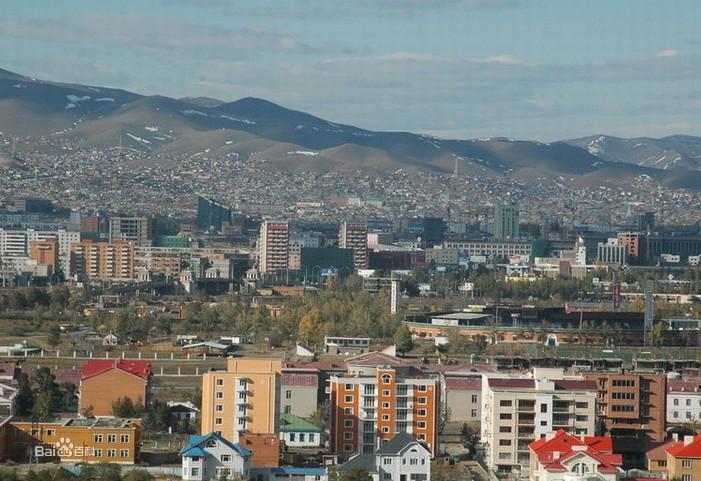 蒙古国城市建设