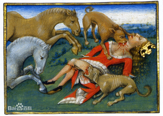 Who In The Bible Gets Eaten By Dogs