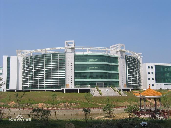 广州中医药大学图书馆图片图片