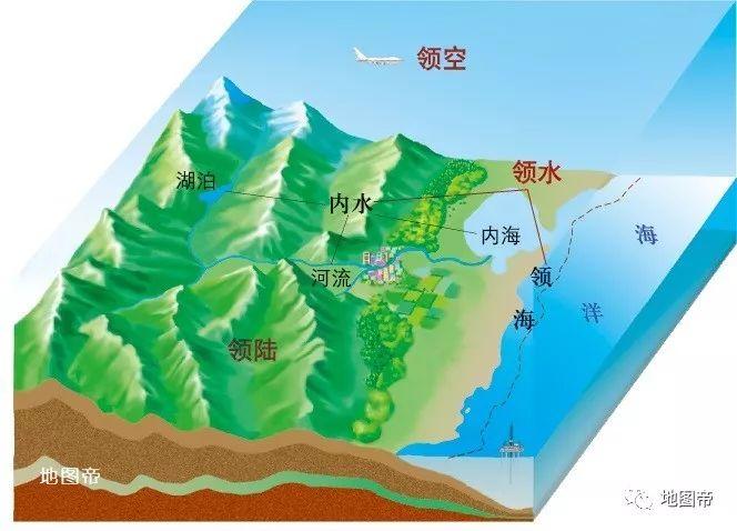 中国地理三大阶梯图_中国地形(地理名词)_百度百科