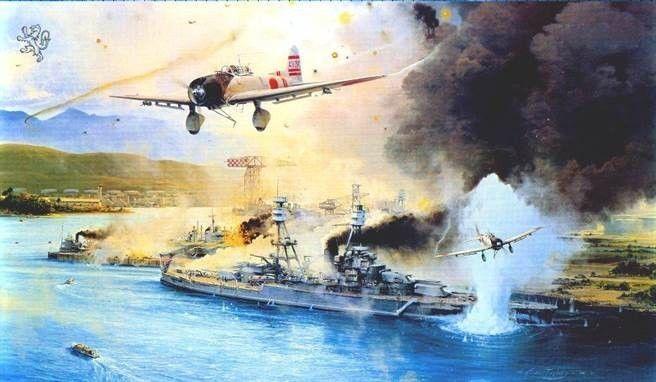偷袭珍珠港美国损失_珍珠港被日本偷袭,美国对日宣战时唯一的女议员投了唯一的 ...