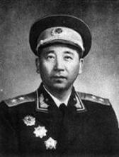 1955年被授予中将军衔
