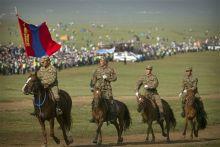 蒙古人民军