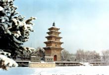The Bohai times tower built Emmanuel