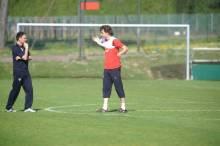 毕尔巴鄂竞技足球俱乐部球员训练图