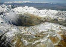 The United States of Utah, Bingham Canyon mine