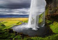 冰岛地热奇观