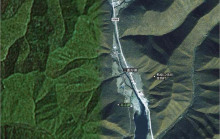 Badaojiang District satellite map