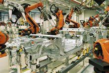 汽车制造业:车身点焊